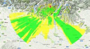 Copertura IR2UCK-L Monte Stino a Capovalle (BS)
