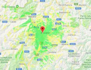 Copertura IN3RXL-L Bolzano (BZ)